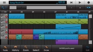 NanoStudio screenshot 4