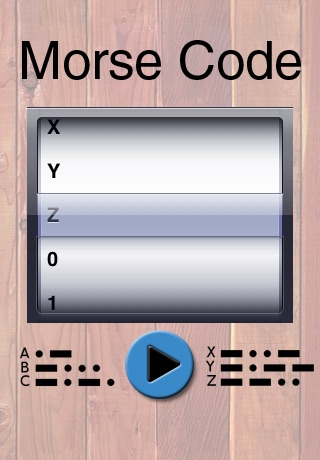 Free Morse Code screenshot 1