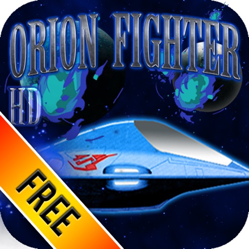 Orion Fighter HD Lite iOS App