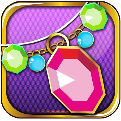 宝石化粧メーカー-小さな妖精の人魚の女の子-無料シックなファッションにドレスアップ ゲーム