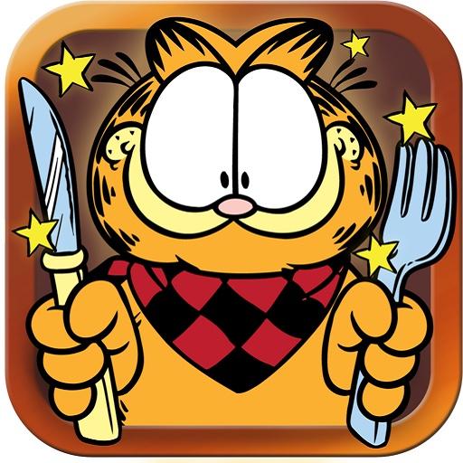 加菲猫与欧弟这回又要准备合作无间了,Jon(加菲猫主人)准备利用周末与Liz前往夏威夷,而家中当然只留下了加菲猫和欧弟,牠们必须自己打理每天的食物,玩家就是要帮助牠们填饱肚子,透过物理特性与精心策划的益智游戏,才有办法将食物准确地送入加菲猫的碗中。 事实证明,饥饿是发明之母!加菲猫已设计了一套巧妙的作战计划并招募了欧弟来帮手。寻找食物并送至加菲猫的碗中成为欧弟的工作,好一只大懒猫呀!如果欧弟不合作,加菲猫会威胁他,将其与可爱又恼人的小猫Nermal锁在一间房里。一个窃取食品的团伙就这样诞生了!  加菲猫的