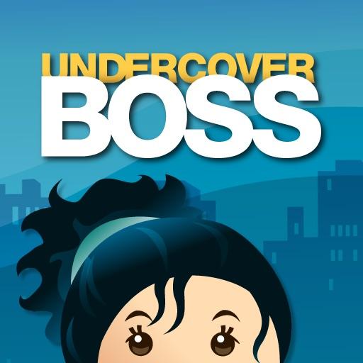 Undercover Boss Free iOS App