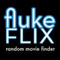 fluke flix - random movie finder icon