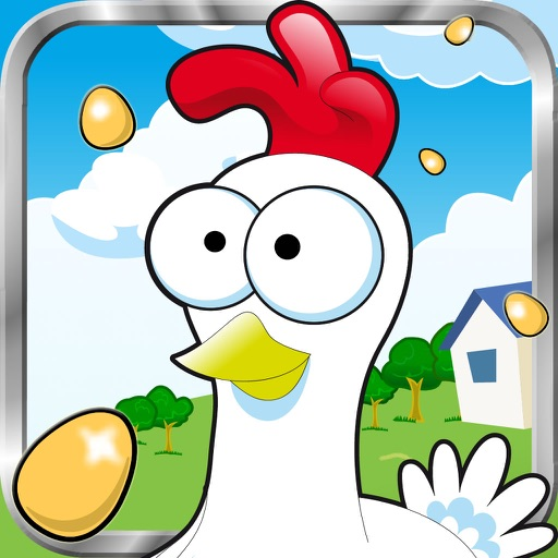 Chicken Jump - run and fly with the best wings to save the little chick PRO iOS App