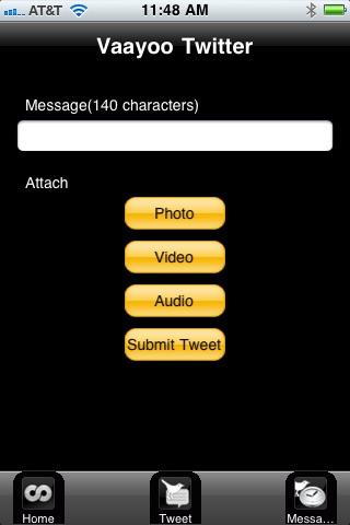 Vaayoo SocialBox screenshot 3