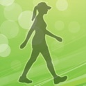 Walk Star Pedometer (Ad-Free) icon