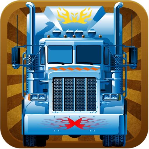 Cool Dirt Truck Racing Game By Top Driving Simulator Pro iOS App