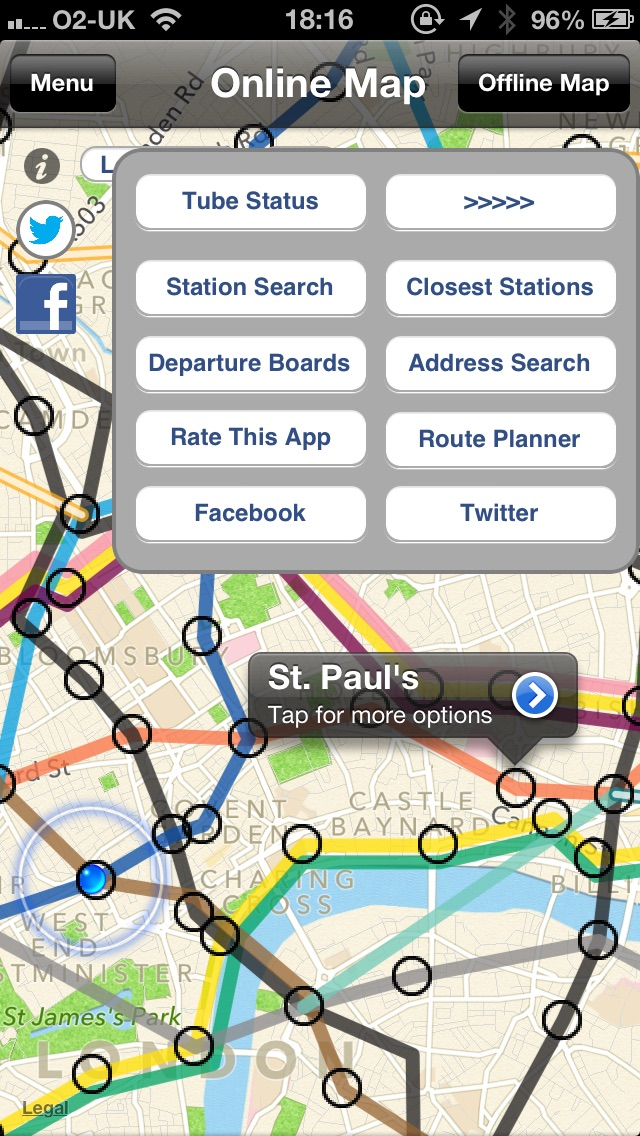 download Real London Tube apps 0