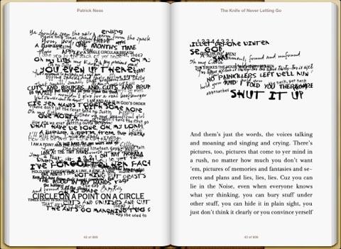 stream of consciousness example pdf