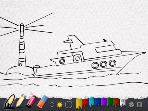 Coloring Book Kids screenshot 3