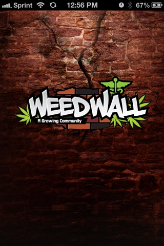 WeedWall screenshot 1