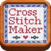 Cross Stitch Maker: Draw realistic embroidery for free eCards and more!