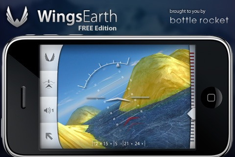Wings Free: Flight Simulator screenshot 1
