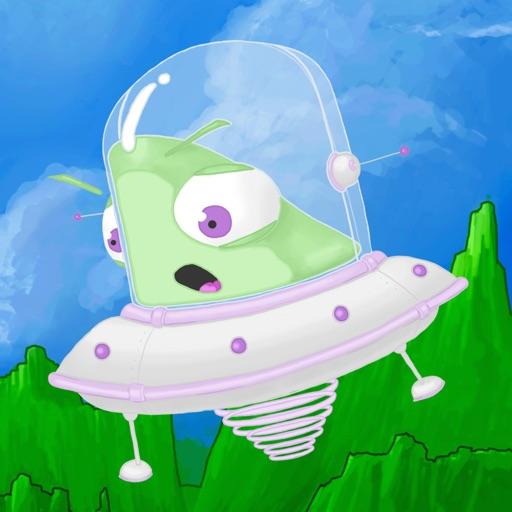 King Kong Doodle Space Adventure iOS App
