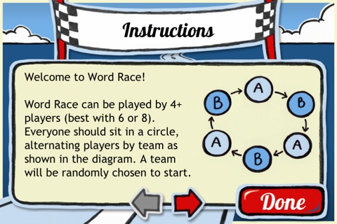 Word Race screenshot 2