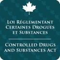 Loi réglementant certaines drogues et autres substances