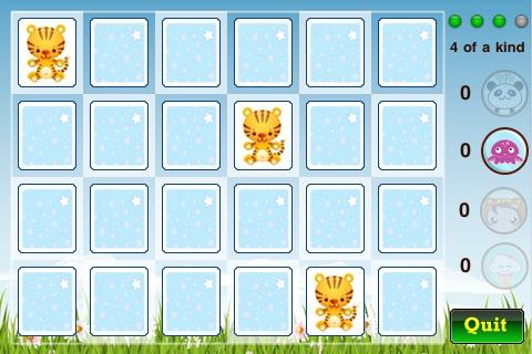animal memory match game free lite by hien ton