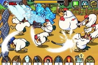 Chicken Revolution Скриншоты6