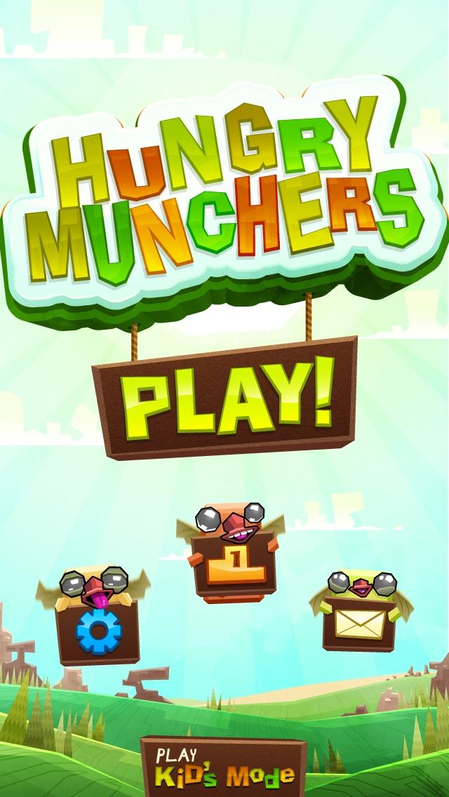 Screenshot #7 for Hungry Munchers