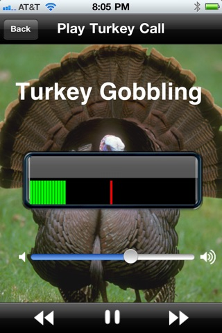 Pro Turkey Calls screenshot 3