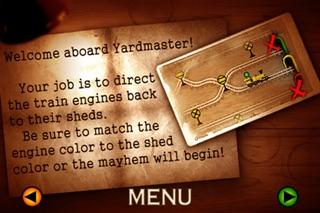 Screenshot #4 for Yardmaster - The Train Game