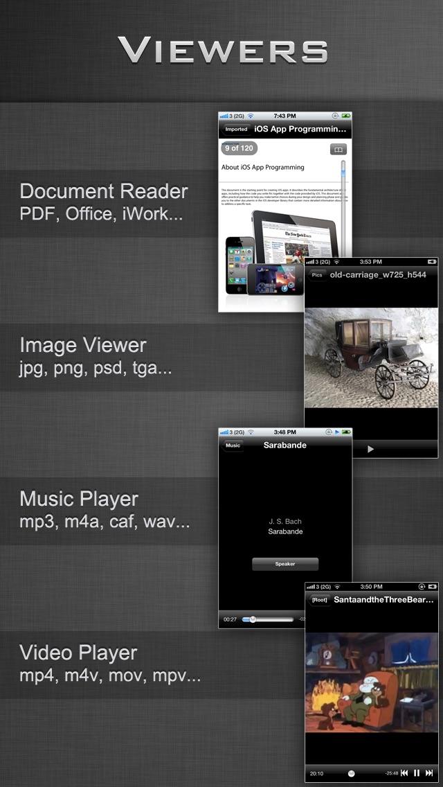 Screenshot of File Manager - Folder Plus2