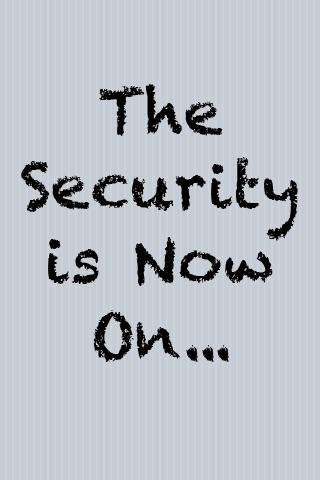 Alarm Security Anti-Touch (Gunshot and Police S... screenshot 3