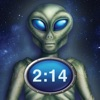 Alarming Alien Clock
