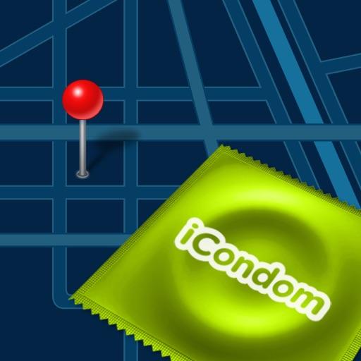 iCondom – 找到你身边的安全套销售点