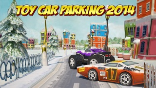 Screenshot #3 pour 3D Toy Car Parking Simulator 2014 - Cartoon Car, Bus & Truck Driving,  Parking & Racing Games Free