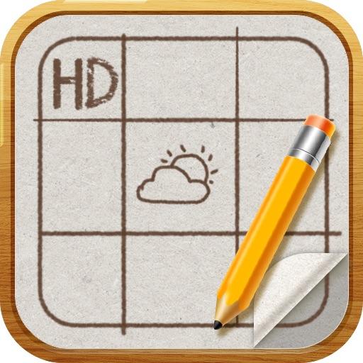 九宫格日记 – HD