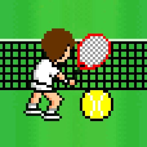 Gachinko Tennis iOS App
