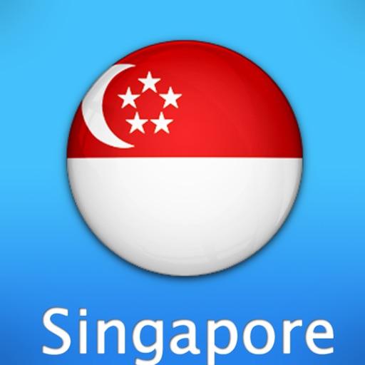 新加坡自由行地图
