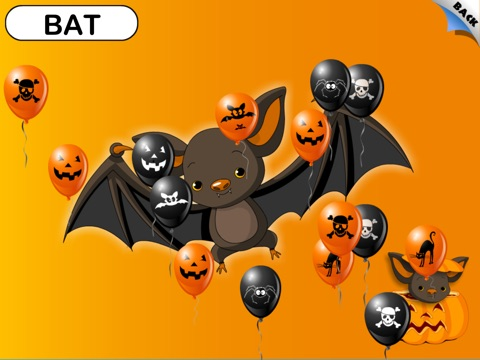 Abby Monkey®: Halloween Puzzle for Toddlers and Preschool Explorers screenshot 3