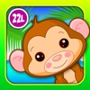 Abby Monkey: Baby Play Mat Preschool Activity Game