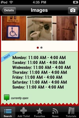 SitOrSquat: Bathroom Finder screenshot 3