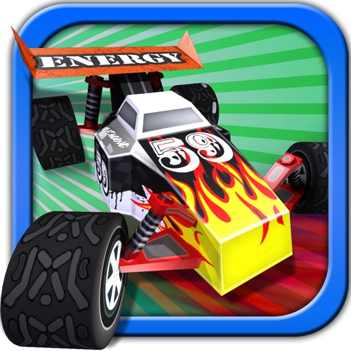 3D Toy Car Parking Simulator 2014 - Cartoon Car, Bus & Truck Driving,  Parking & Racing Games Free