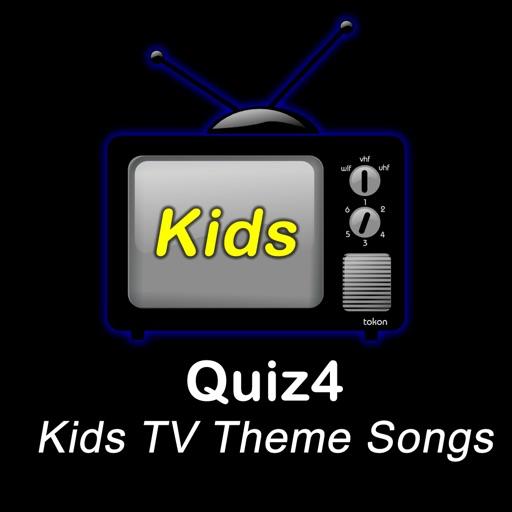 Quiz4 Kids TV Theme Songs iOS App