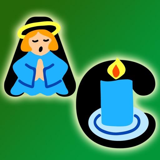 Alphabet Advent Calendar iOS App