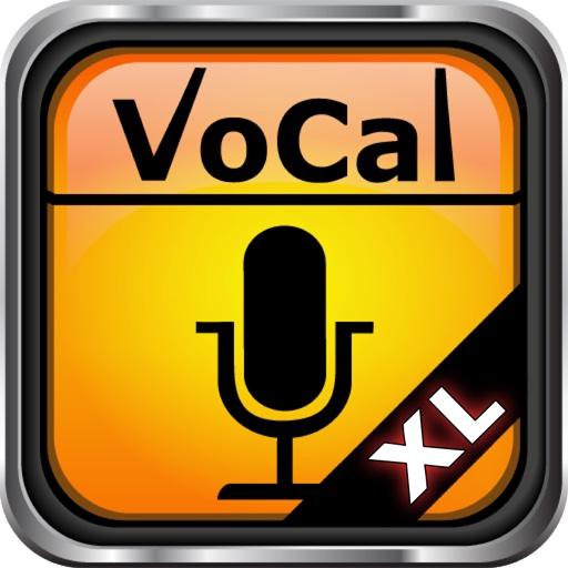 Voice Reminders! VoCal XL iOS App