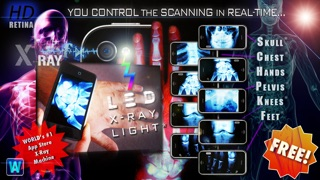 Screenshots of Amazing X-Ray FX ² LITE for iPhone