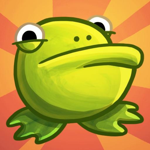 青蛙会数数:Total Toadz