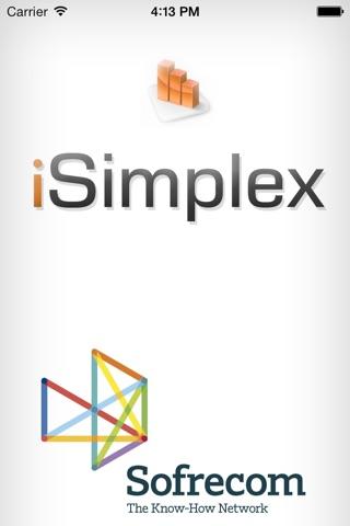iSimplex screenshot 1