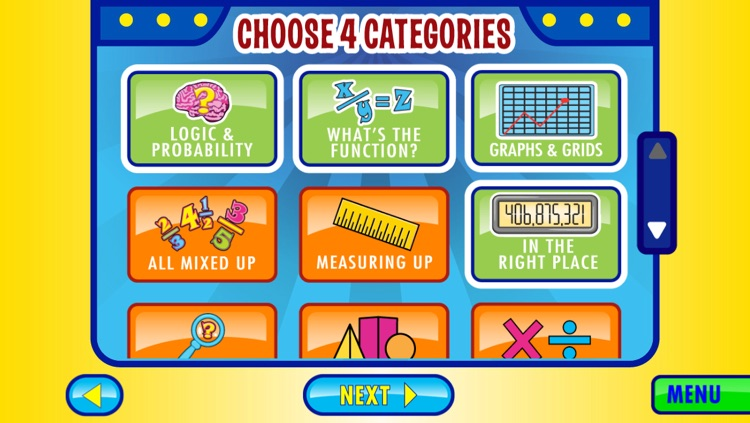 Math Quiz Game Show - Gr. 4-6 by Lakeshore Learning Materials