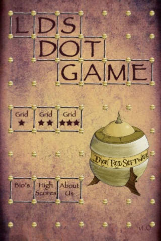 LDS Dots Game screenshot 1
