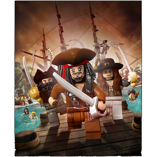 LEGO® Pirates of the Caribbean