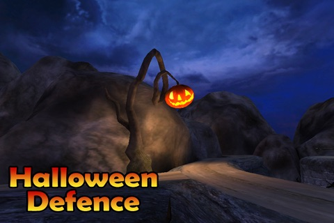 HalloweenDefence-Free screenshot 3