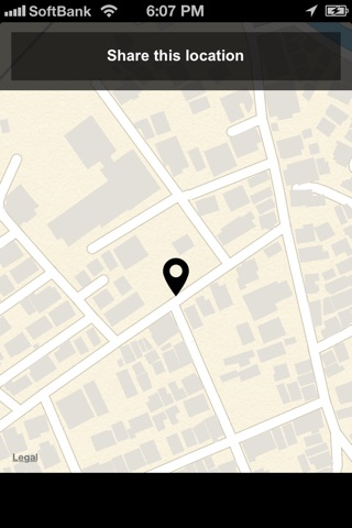 im.here - Easily share your location. screenshot 2