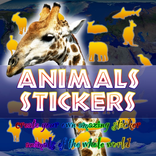 Animals Stickers: Create your own iOS App