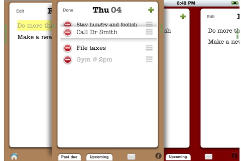 Screenshot of YouDo - To-do lists and daily notes